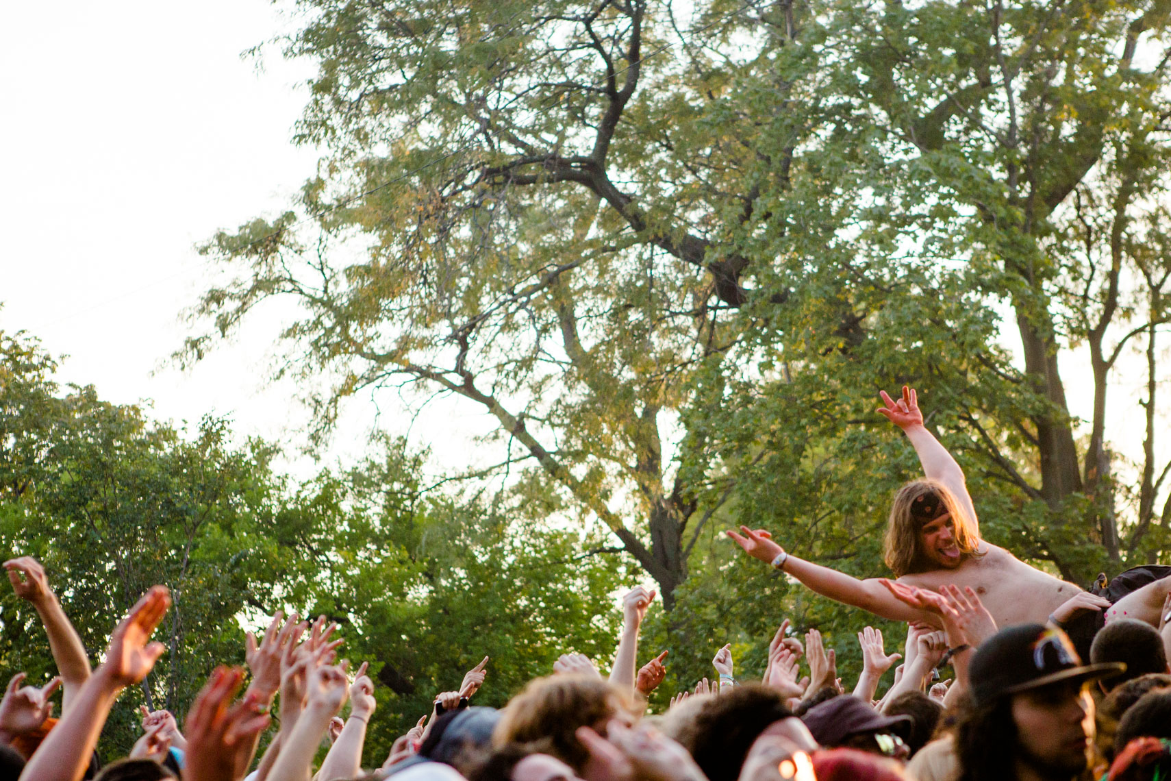 Lucy Hewett | Chicago Freelance Photographer | Riot Fest